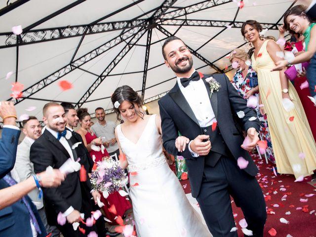 La boda de Alvaro y Rocío en Madrid, Madrid 10
