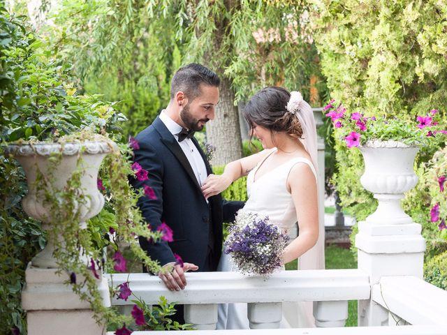 La boda de Alvaro y Rocío en Madrid, Madrid 12