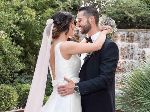 La boda de Alvaro y Rocío en Madrid, Madrid 14
