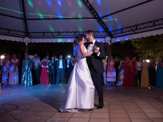 La boda de Alvaro y Rocío en Madrid, Madrid 20