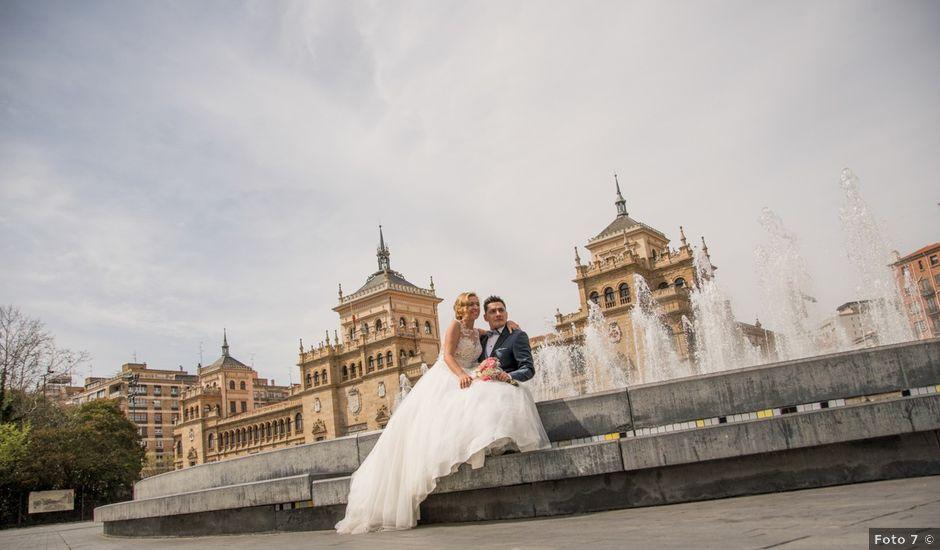 La boda de Juanjo y Tamara en Boecillo, Valladolid