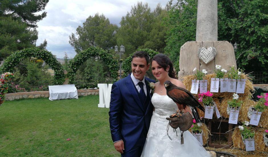 La boda de Raul  y Mamen en Getafe, Madrid