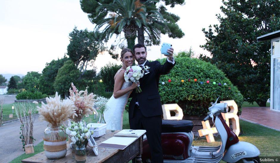 La boda de Roger y Belen en Banyeres Del Penedes, Tarragona