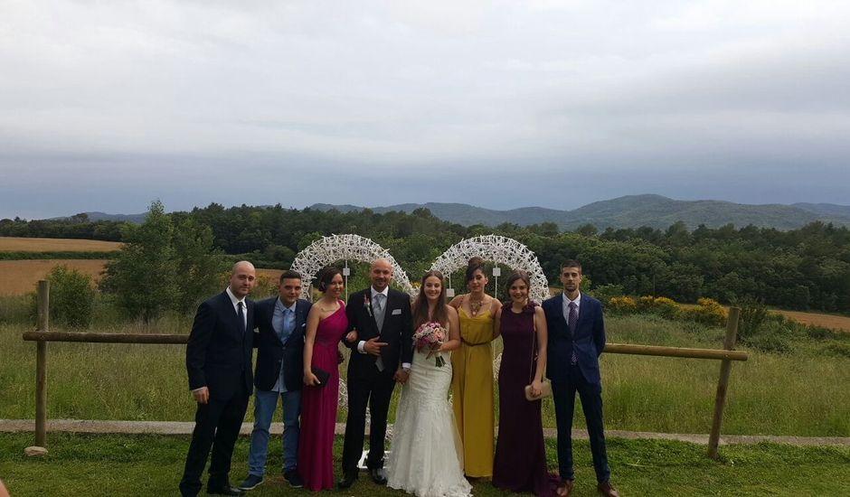 La boda de Jesus y Sara en Besalu, Girona