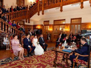 La boda de Mar y Rafael 2