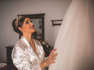 La boda de Rocio y Blas 1