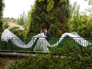 La boda de Andrea y Jose Daniel