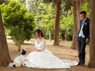 La boda de Andrea y Jose Daniel 1