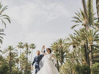 La boda de Sonia y Edu