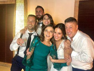 La boda de Dario y Brigi