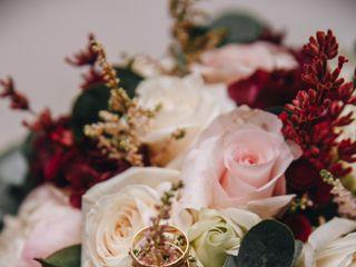 La boda de Saray y Josué 1