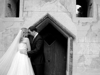 La boda de Eduardo y Rebeca