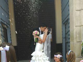 La boda de Mavi y Rubén