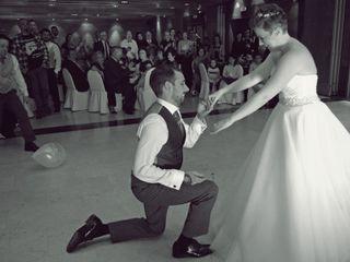 La boda de Desi y Ruben