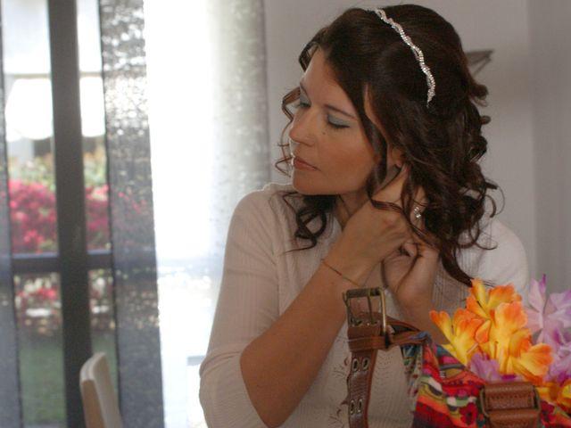 La boda de Fabio (Milan, Itália) y Leila en Villamayor De Santiago, Cuenca 6