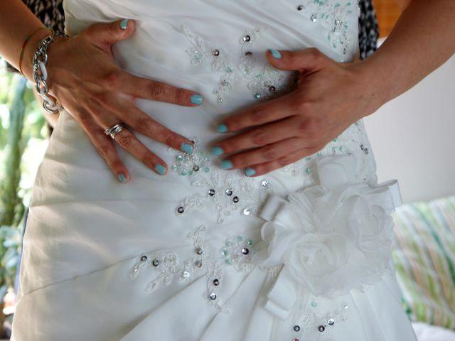 La boda de Fabio (Milan, Itália) y Leila en Villamayor De Santiago, Cuenca 11