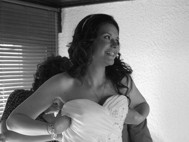 La boda de Fabio (Milan, Itália) y Leila en Villamayor De Santiago, Cuenca 12