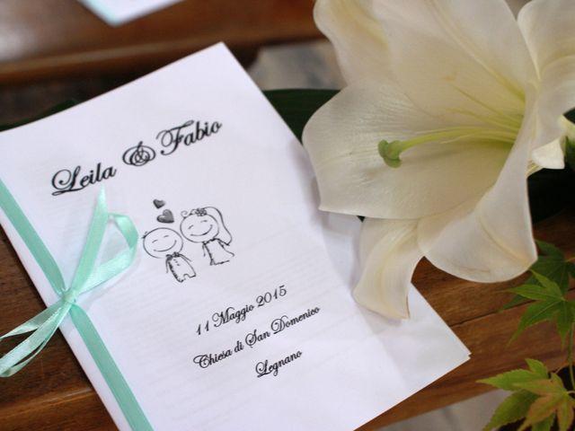La boda de Fabio (Milan, Itália) y Leila en Villamayor De Santiago, Cuenca 17