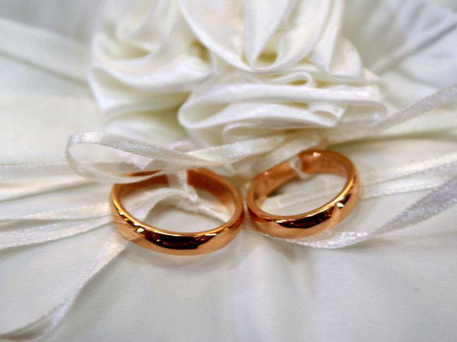 La boda de Fabio (Milan, Itália) y Leila en Villamayor De Santiago, Cuenca 18