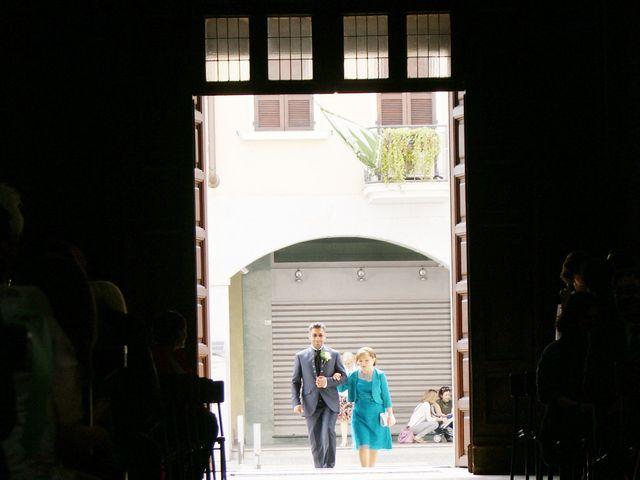 La boda de Fabio (Milan, Itália) y Leila en Villamayor De Santiago, Cuenca 19