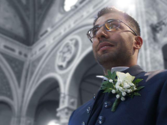La boda de Fabio (Milan, Itália) y Leila en Villamayor De Santiago, Cuenca 22