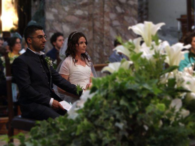 La boda de Fabio (Milan, Itália) y Leila en Villamayor De Santiago, Cuenca 23