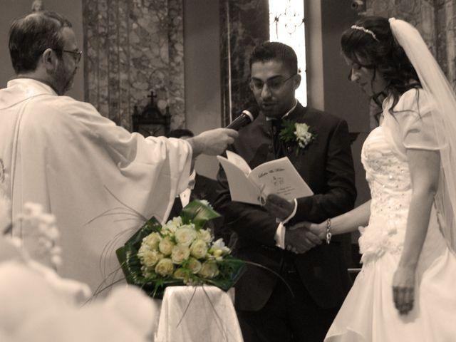La boda de Fabio (Milan, Itália) y Leila en Villamayor De Santiago, Cuenca 26