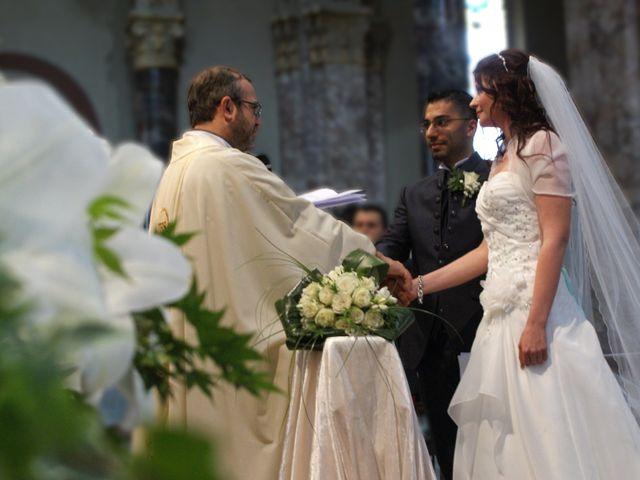 La boda de Fabio (Milan, Itália) y Leila en Villamayor De Santiago, Cuenca 27