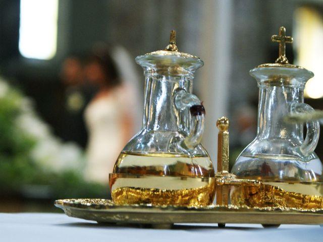 La boda de Fabio (Milan, Itália) y Leila en Villamayor De Santiago, Cuenca 32