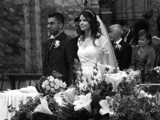 La boda de Fabio (Milan, Itália) y Leila en Villamayor De Santiago, Cuenca 33