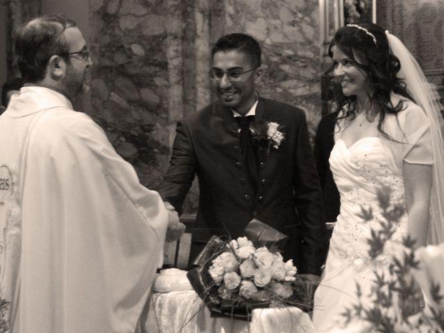 La boda de Fabio (Milan, Itália) y Leila en Villamayor De Santiago, Cuenca 34
