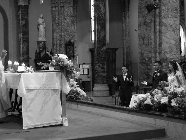 La boda de Fabio (Milan, Itália) y Leila en Villamayor De Santiago, Cuenca 37