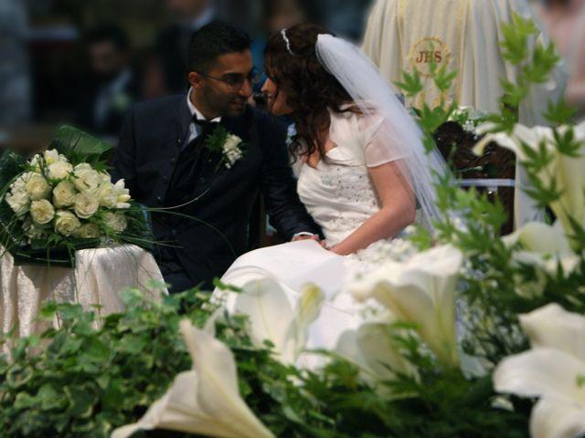 La boda de Fabio (Milan, Itália) y Leila en Villamayor De Santiago, Cuenca 39
