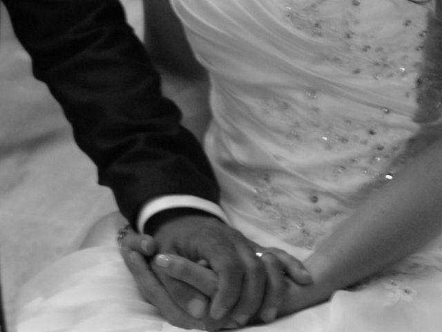 La boda de Fabio (Milan, Itália) y Leila en Villamayor De Santiago, Cuenca 41