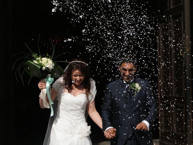 La boda de Fabio (Milan, Itália) y Leila en Villamayor De Santiago, Cuenca 44