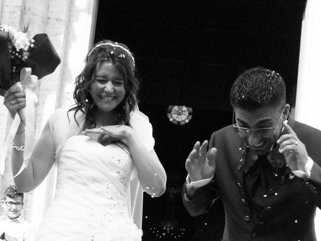 La boda de Fabio (Milan, Itália) y Leila en Villamayor De Santiago, Cuenca 46