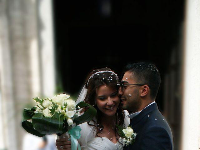 La boda de Fabio (Milan, Itália) y Leila en Villamayor De Santiago, Cuenca 48