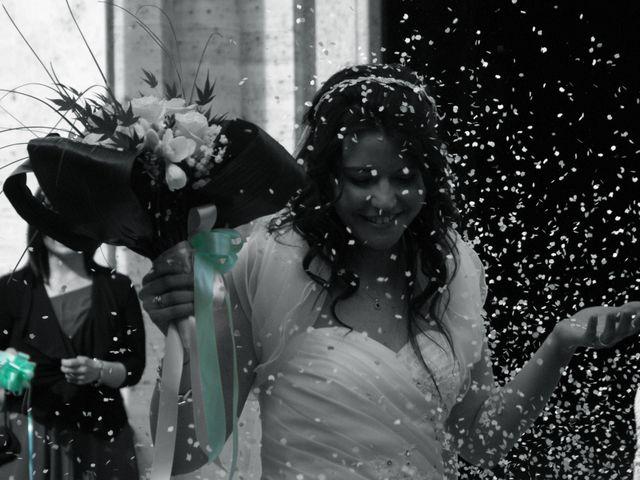La boda de Fabio (Milan, Itália) y Leila en Villamayor De Santiago, Cuenca 49
