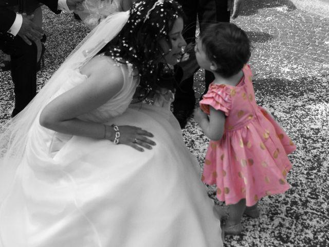La boda de Fabio (Milan, Itália) y Leila en Villamayor De Santiago, Cuenca 50