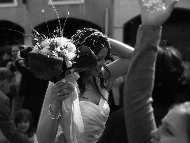 La boda de Fabio (Milan, Itália) y Leila en Villamayor De Santiago, Cuenca 1