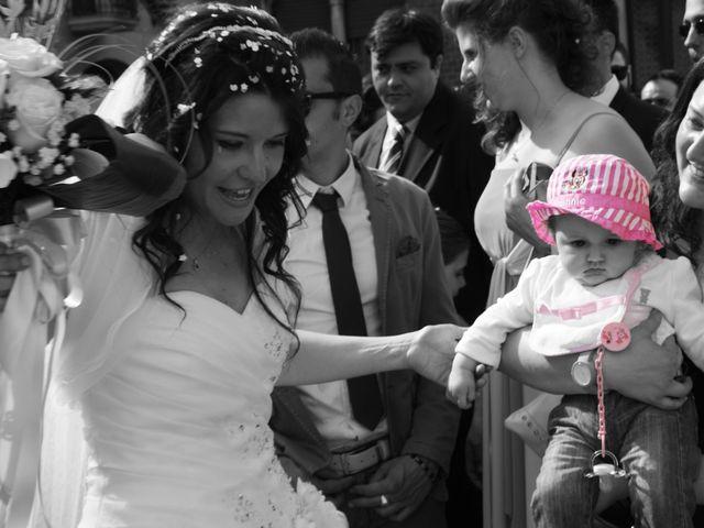 La boda de Fabio (Milan, Itália) y Leila en Villamayor De Santiago, Cuenca 52