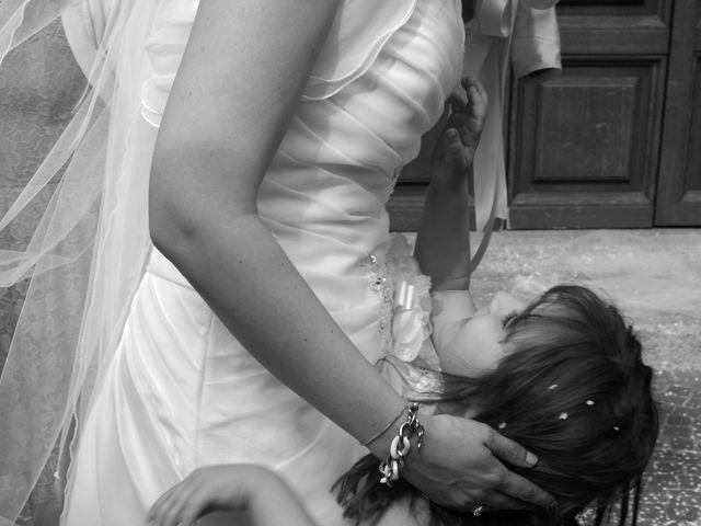 La boda de Fabio (Milan, Itália) y Leila en Villamayor De Santiago, Cuenca 2