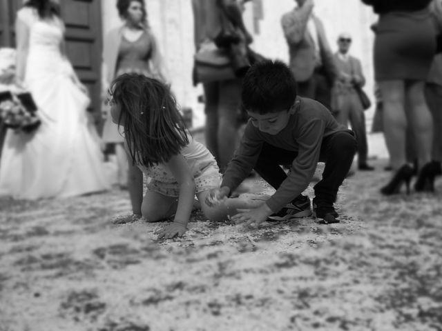 La boda de Fabio (Milan, Itália) y Leila en Villamayor De Santiago, Cuenca 54