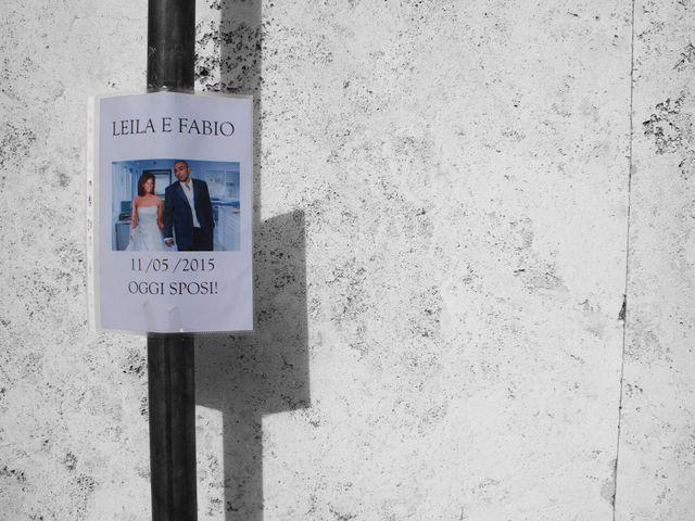 La boda de Fabio (Milan, Itália) y Leila en Villamayor De Santiago, Cuenca 55