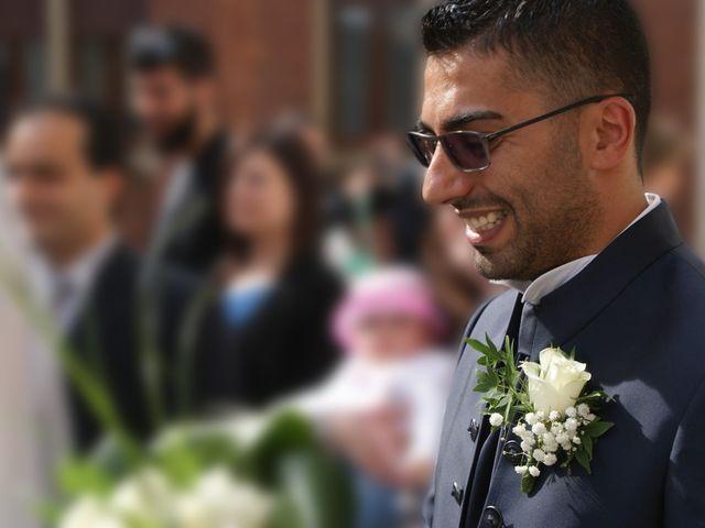 La boda de Fabio (Milan, Itália) y Leila en Villamayor De Santiago, Cuenca 56
