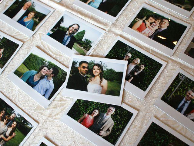 La boda de Fabio (Milan, Itália) y Leila en Villamayor De Santiago, Cuenca 57