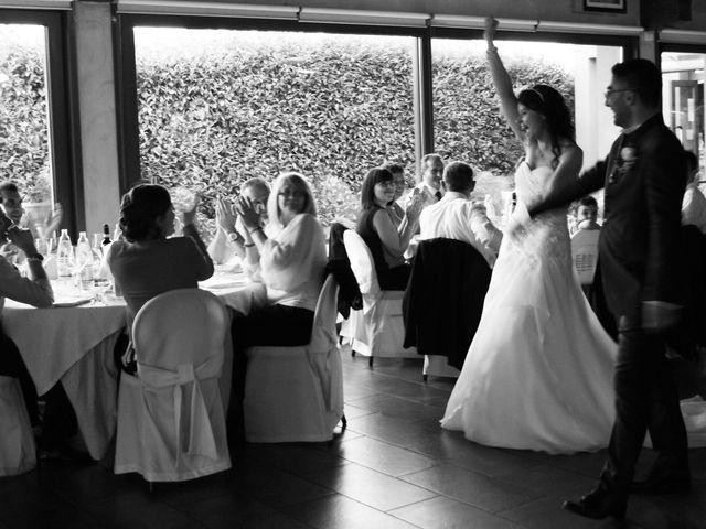 La boda de Fabio (Milan, Itália) y Leila en Villamayor De Santiago, Cuenca 59