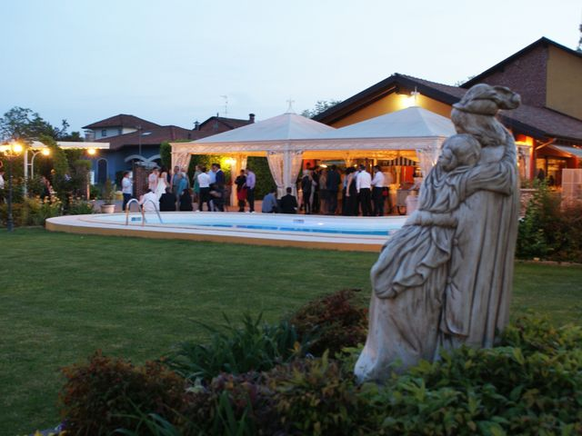 La boda de Fabio (Milan, Itália) y Leila en Villamayor De Santiago, Cuenca 61
