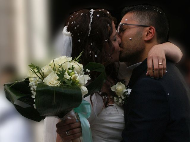 La boda de Leila y Fabio (Milan, Itália)