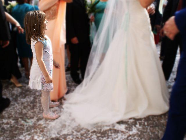 La boda de Fabio (Milan, Itália) y Leila en Villamayor De Santiago, Cuenca 63